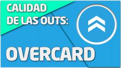 TEORÍA Calidad de las Outs: Overcard