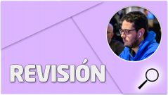 REVISIÓN Sesión con v3rson