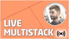 LIVE Multistack PokerStars NL500 ZOOM