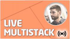 LIVE Multistack PokerStars NL200 ZOOM