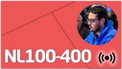 LIVE NL100-400 Partypoker.es