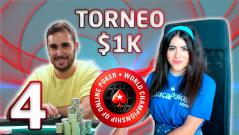 REVISIÓN $1k Event 8-H de WCOOP de Manu Bardón 4/6