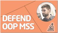 PRÁCTICA Defend OOP MSS