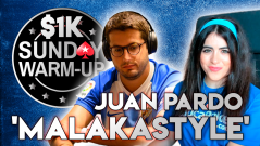 REVISIÓN $1K Warm-up de Juan Pardo 'Malakastyle' 3