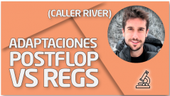 PRÁCTICA Adaptaciones postflop vs regs. Caller River