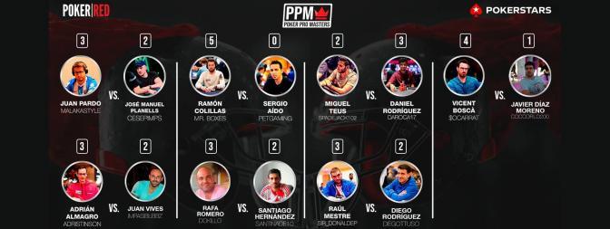 """""""adristinson"""" tiene más cerca su clasificación en el Poker Pro Masters"""