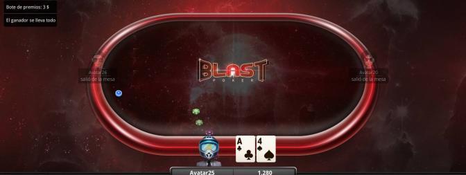 """""""MarkNyet"""" analiza los BLAST de 888poker"""