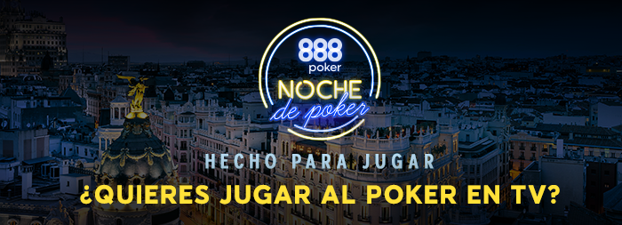 Hilo de Noche de Poker en 888poker.es
