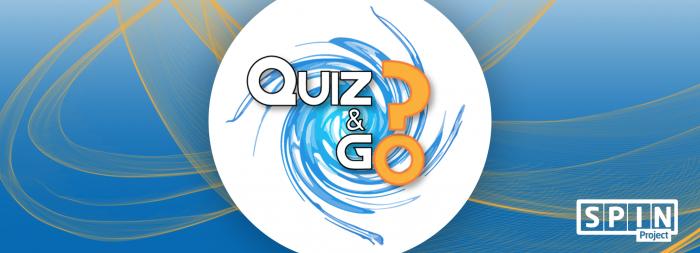 Llega Quiz&Go para todos los miembros del Spin Project ¡participa y gana!