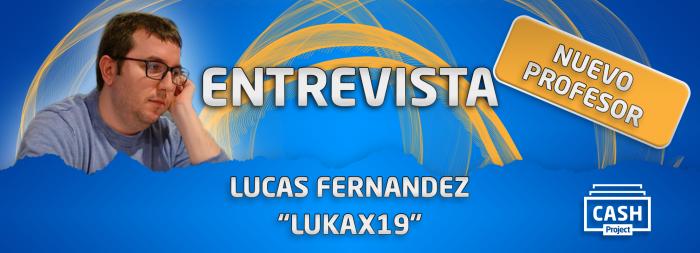 """Conocemos un poco más a """"lukax19"""", nuevo profesor de Licenciado"""