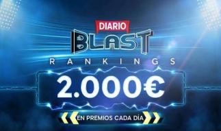2.000 € diarios con BLAST Rankings de 888poker.es