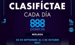 888poker.es reparte cada domingo un asiento para el CNP888 Málaga