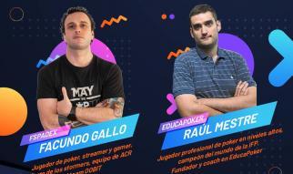 """FSpadex"" entrevistó a Raúl Mestre en su canal de YouTube"