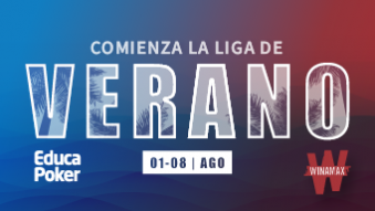 "¡""LaCiegaXica"" ganó el Main VEent de la Liga de Verano de EducaPoker y Winamax!"
