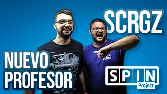 "¡""scrgz"" se une al claustro de EducaPoker como nuevo profesor del Spin Project!"