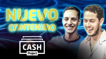 Ampliamos el contenido formativo del Cash Project con nuevos artículos