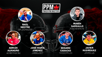 ¡Vota a nuestros profesores para que participen el Poker Pro Masters 2021!