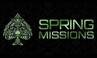 Consigue premios con Srping Missions de CasinoBarcelona.es