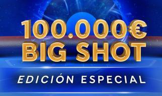 888poker.es estrena su Big Shot Especial con 100.000 € garantizados