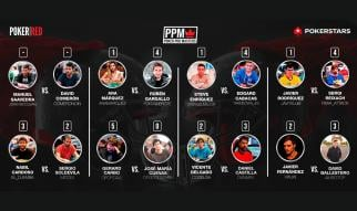 """""""odineh"""" clasificado para la segunda fase del Poker Pro Masters"""