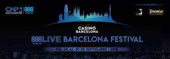 Estamos a pocos días del estreno del 888Live Barcelona Festival