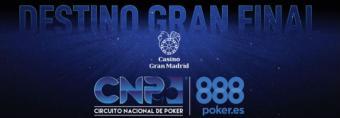 Todos los días un asiento GTD en 888poker.es para el CNP888 Gran Final de Madrid