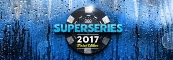 Llega el día grande de las SuperSeries 2017 Winter Edition de 888poker.es