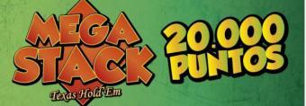 El Mega Stack de febrero llega a Casino Torrequebrada