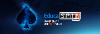 ¡Ya puedes formar parte del EducaSpin Project!
