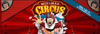 Winamax Circus, el festival de bajo coste con 5.000.000 GTD