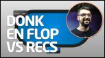 TEORÍA Donk en flop vs Recreacionales