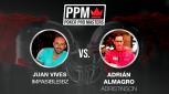 ENTRETENIMIENTO PPM vs. Juan Vives