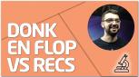 PRÁCTICA Donk en flop vs. Recs