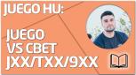 TEORÍA Juego vs cbet JXX/TXX/9XX