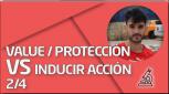 PRÁCTICA Valor/Protección vs Inducir 2/4