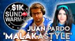 REVISIÓN $1K Warm-up de Juan Pardo 'Malakastyle' 5
