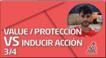 PRÁCTICA Valor/protección vs Inducir 3/4