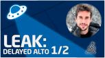 PRÁCTICA Leak: DELAYED ALTO 1/2