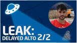 PRÁCTICA Leak: DELAYED ALTO 2/2